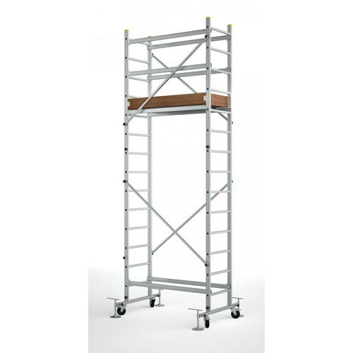 Hliníkové rebríkové lešenie |Allimpex