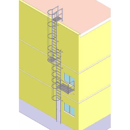 Výstupové rebríky hliníkové |Allimpex