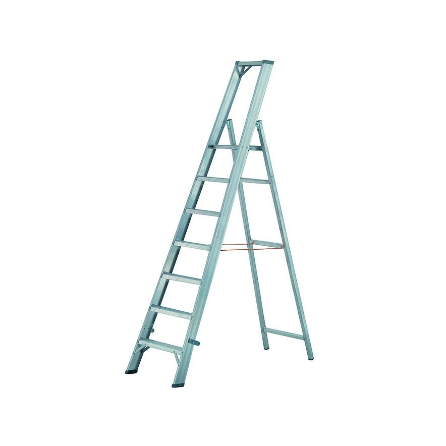 hliníkový plošinový rebrík - Allimpex