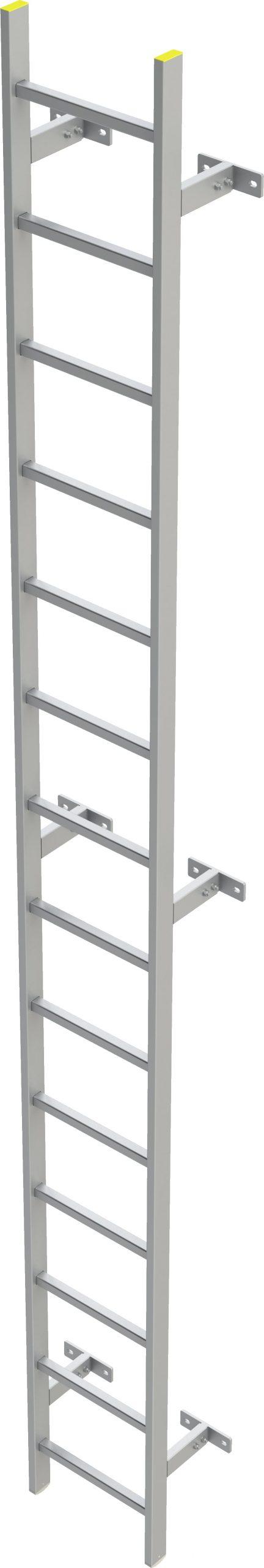 šachtový rebrík 60-400