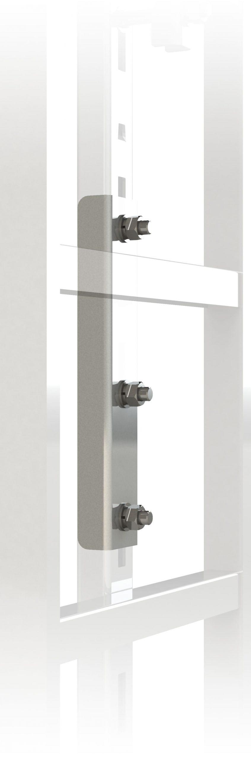 60-535 Spojovací diel pre kolajnice na rebríky