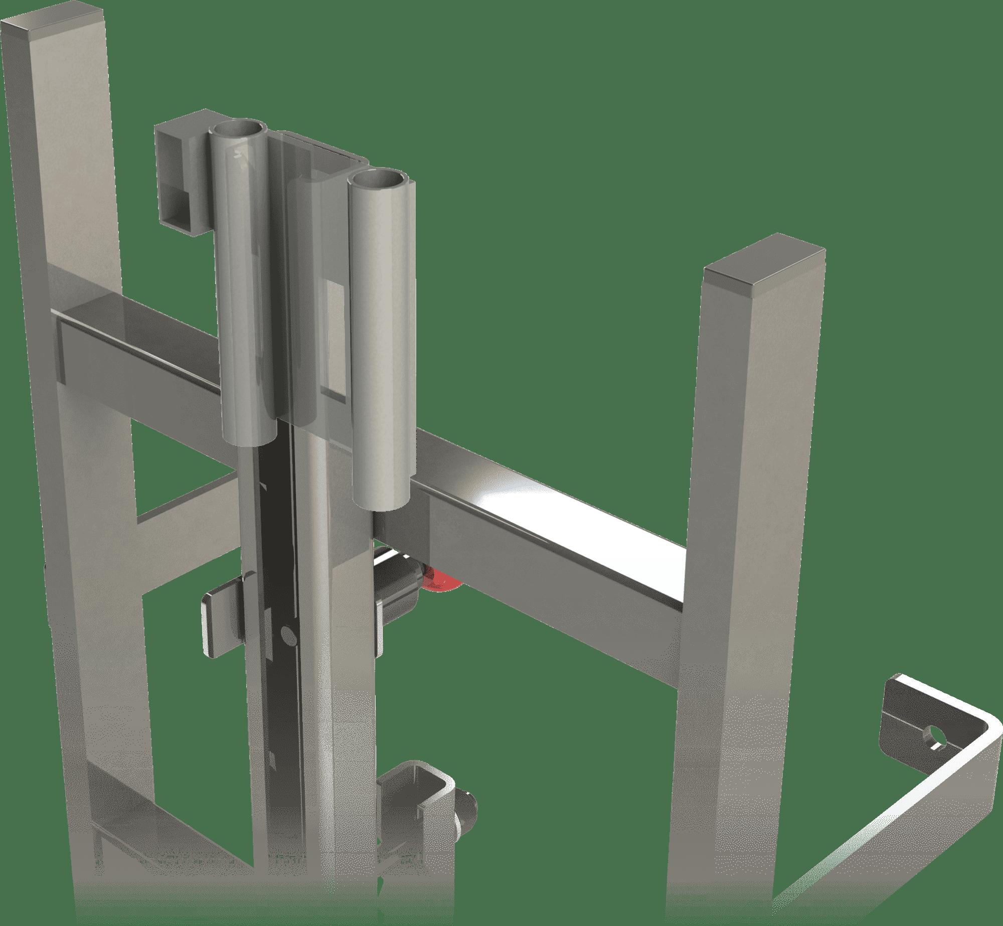 60-554 Nastrkovacie zariadenie pre nastupovanie na rebrík