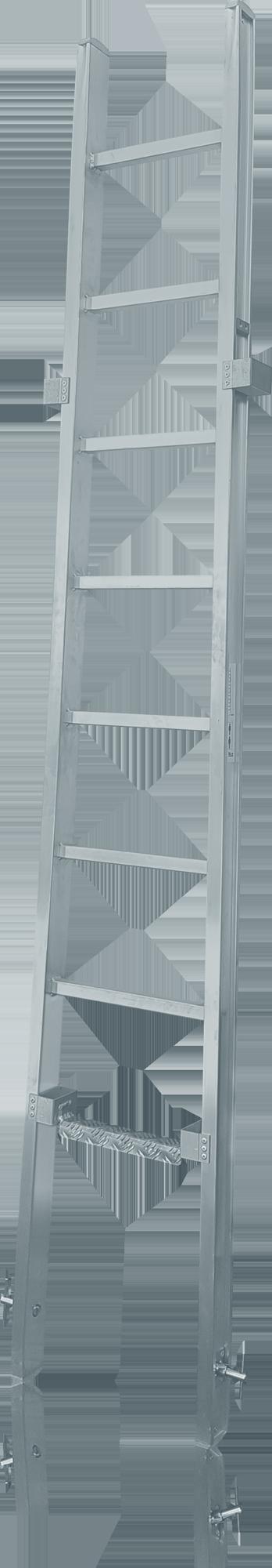 hasičský nasúvací rebrík F101