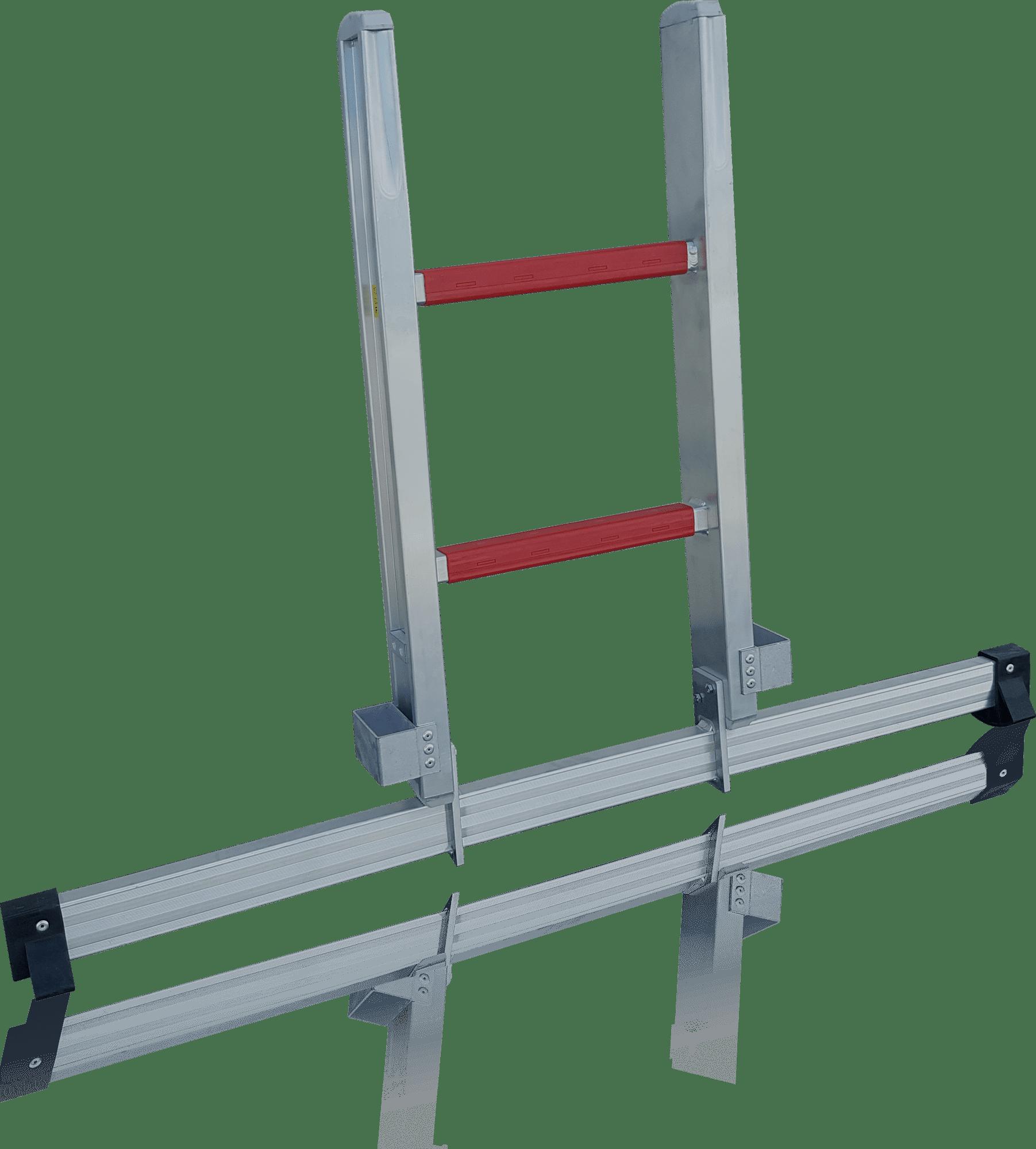 Hasičský rebrík - prídavný diel FE-102