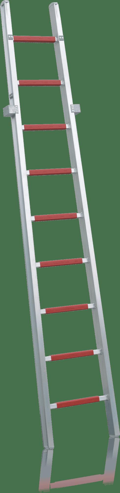 Nasúvací hasičský rebrík FE-100