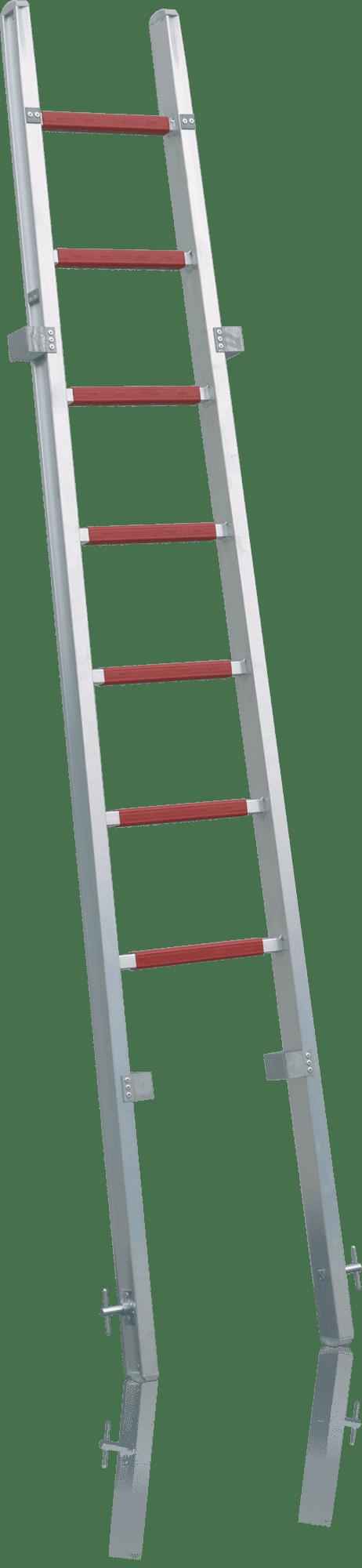 prídavný diel pre hasičský rebrík nasúvací