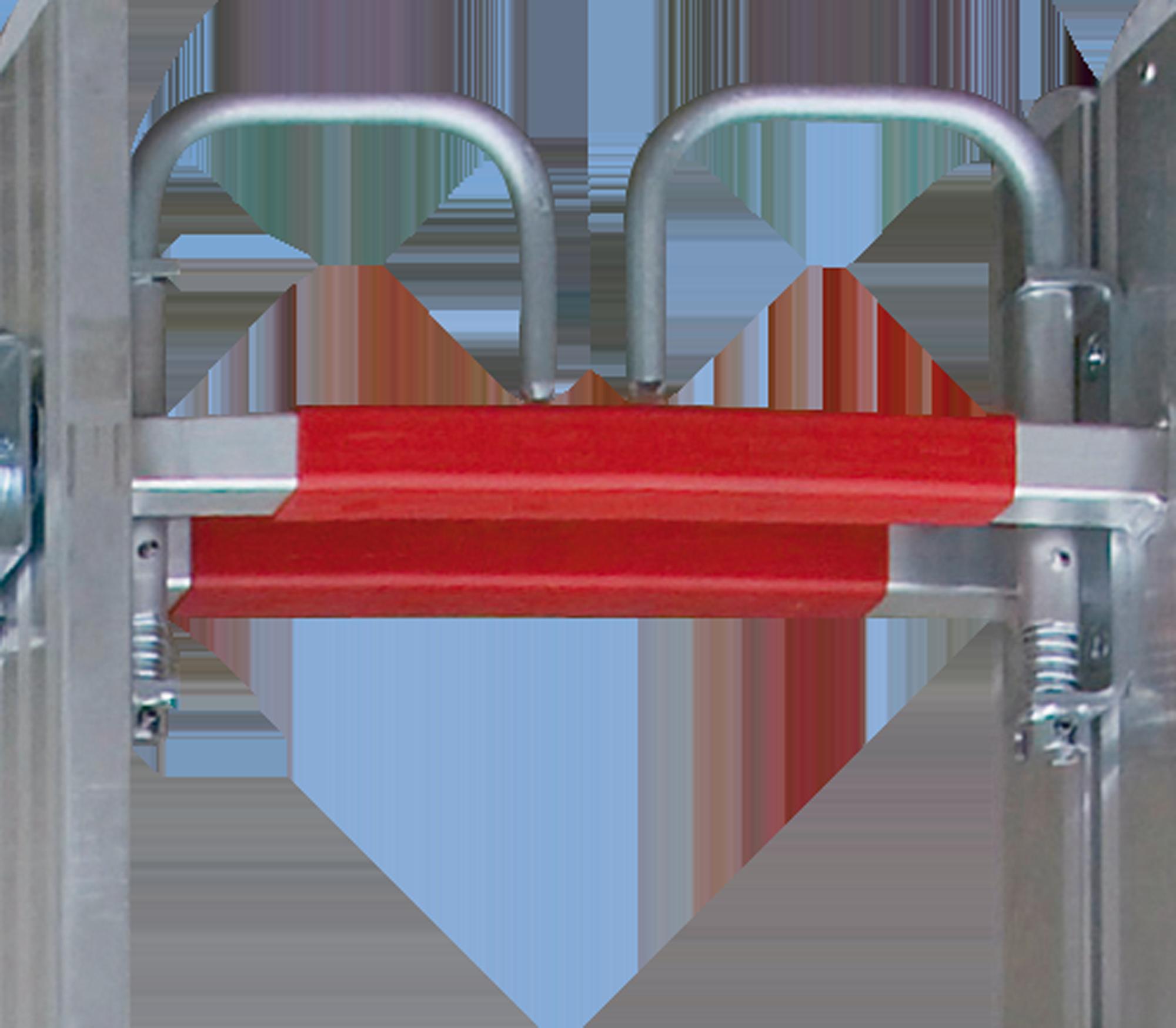 hasičský rebrík multifunkčný - závesný oblúk