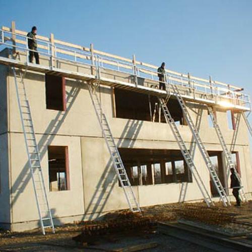 Rebríkové konzolové lešenie