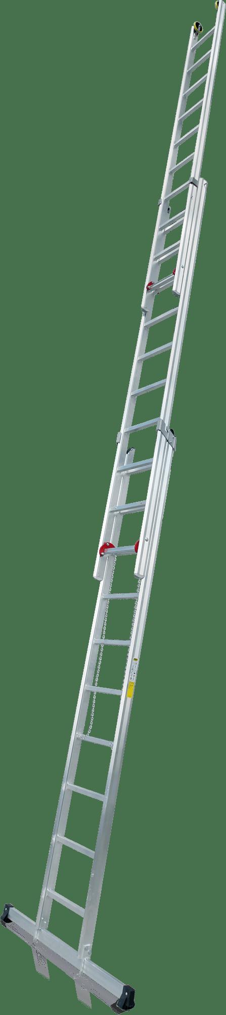 trojdielny rebrík 53