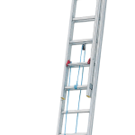 dvojdielny výsuvný rebrík 56 s lanoťahom