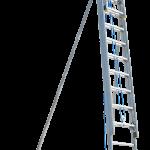 trojdielny lanoťahový rebrík 57 profesionálny