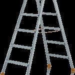 dvojitý rebrík 58