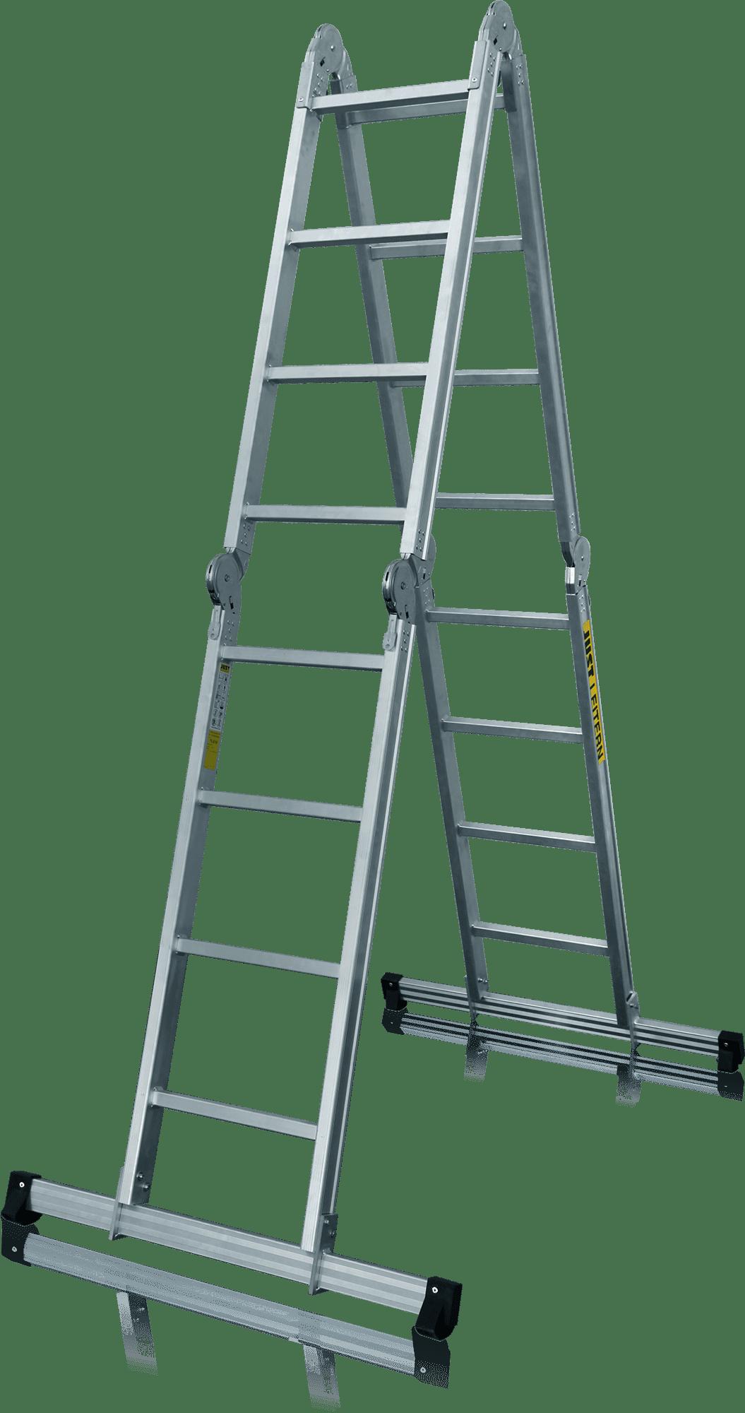 kĺbový rebrík mnohoúčelový profesionálny zváraný
