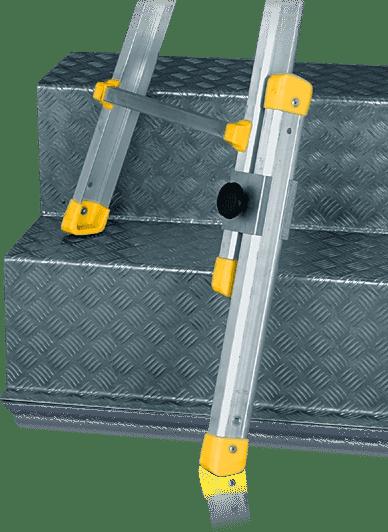 predlžovacia noha na schody pre teleskopický profesionálny rebrík