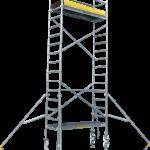 hliníkové pojazdné mobilné lešenie EUROPA 46