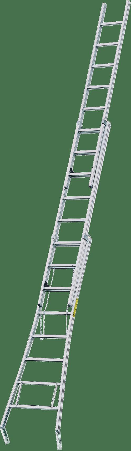 trojdielny viacúčelový rebrík R500