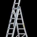 trojdielny rebrík R500