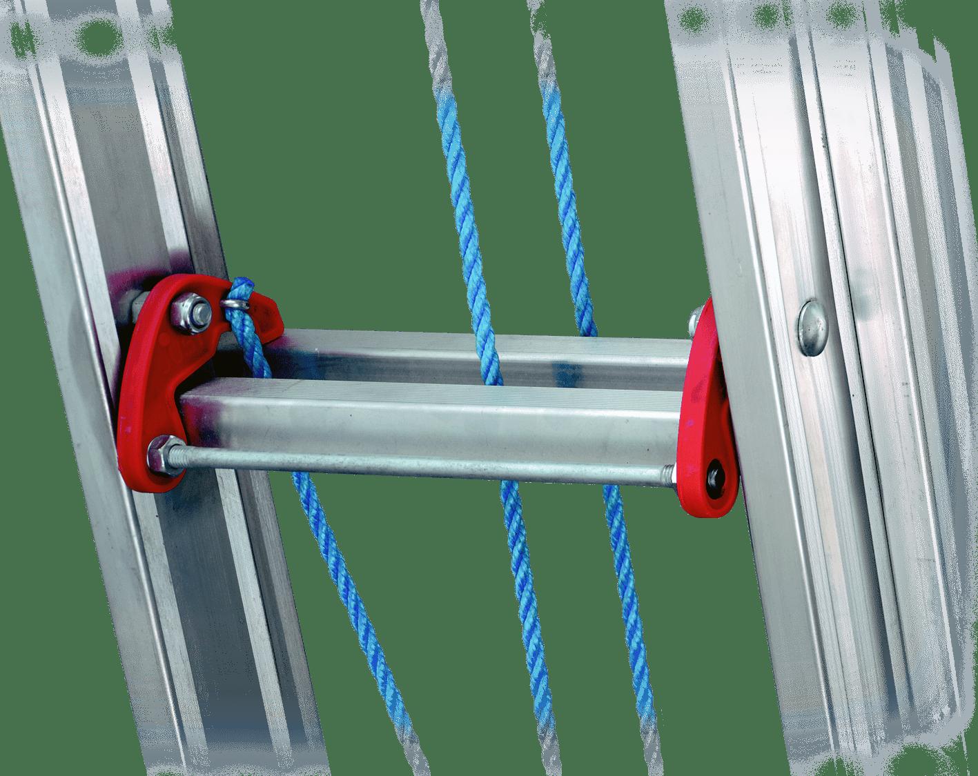 poloautomat pre lanoťahové rebríky