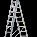 trojdielny rebrík RF500