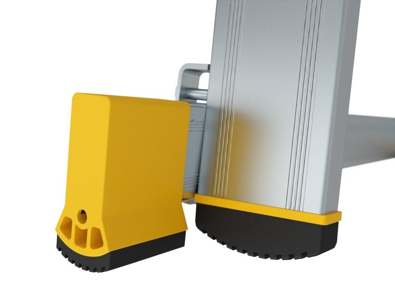mostík jednostranný - priečny stabilizátor