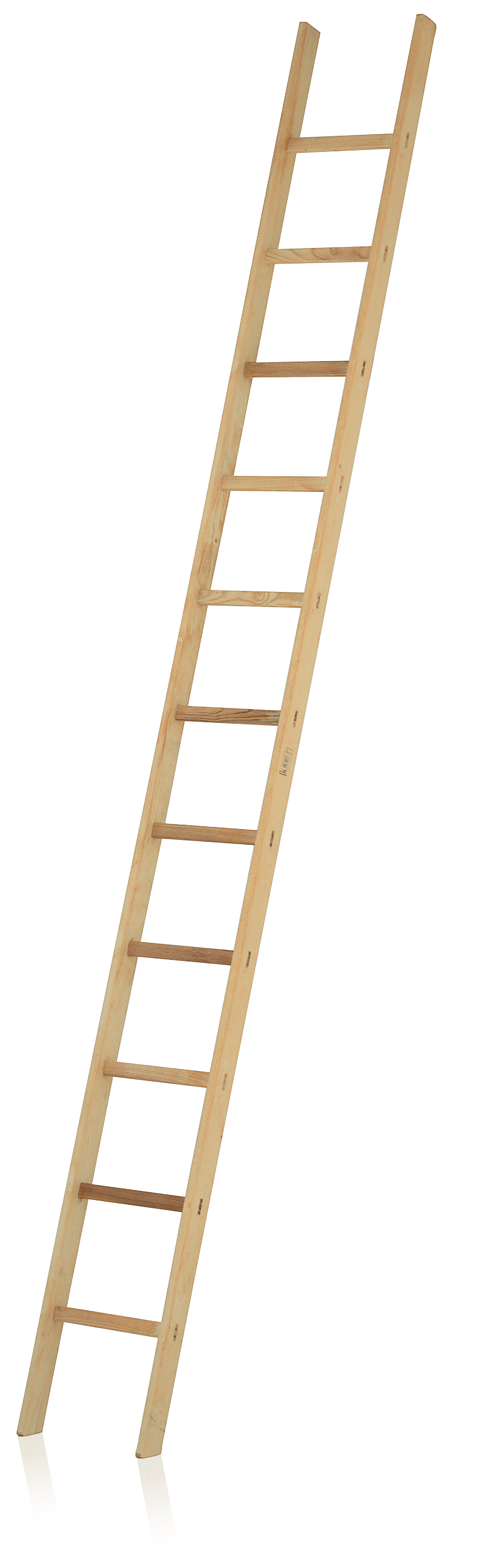 Drevený príložný rebrík Typ 31