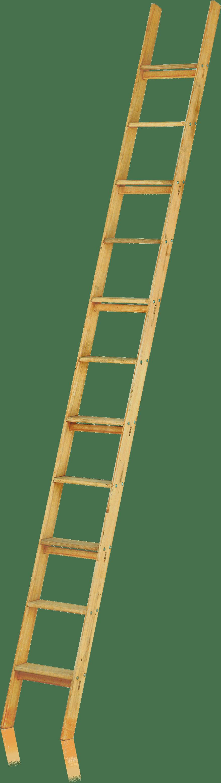 Drevený príložný rebrík Typ 36