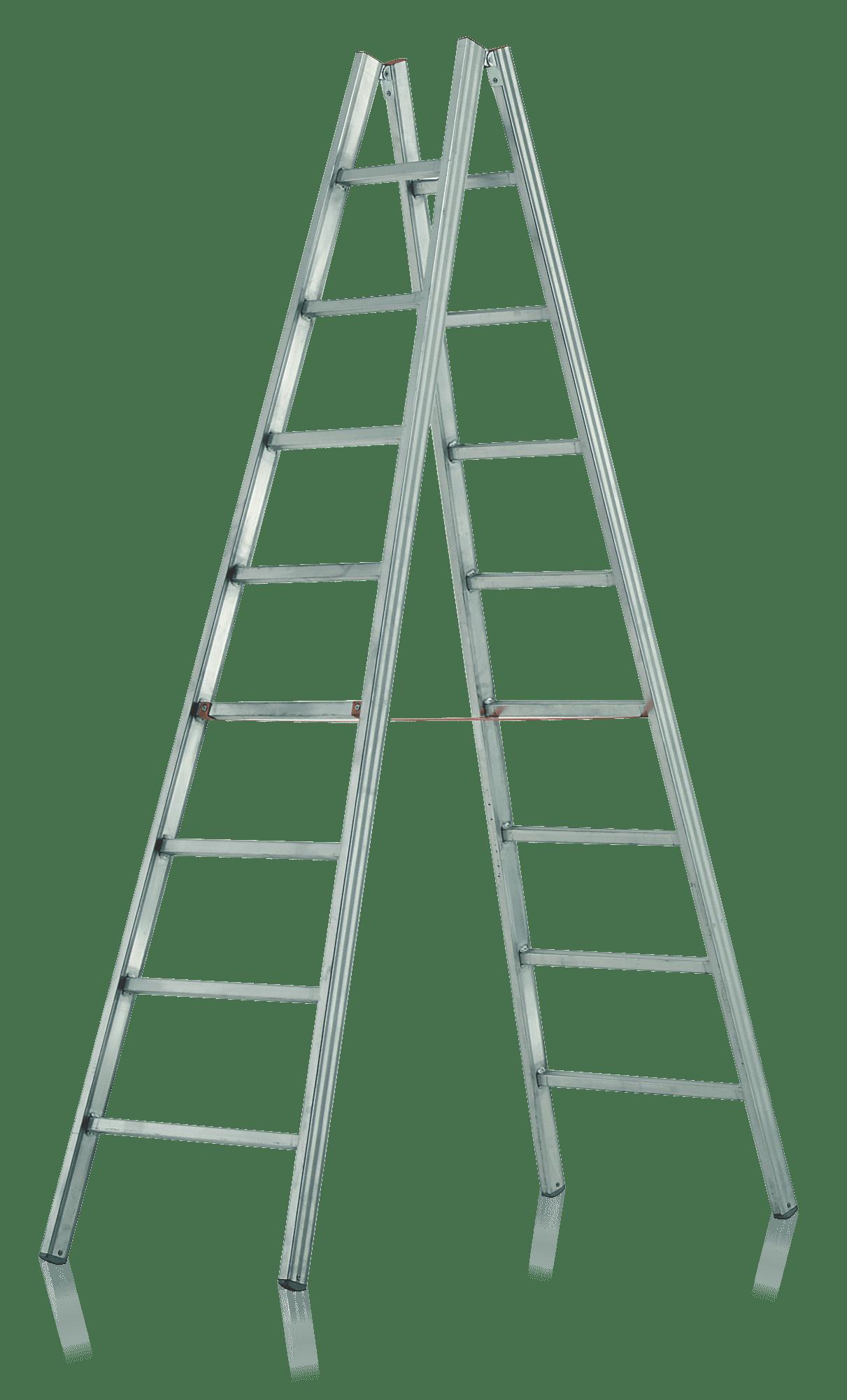 DVOJITÝ HLINÍKOVÝ REBRÍK – Rada ROBUST Typ R-300