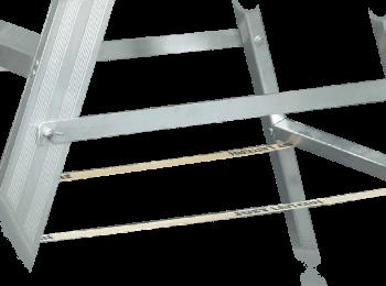nožnice pre rebrík