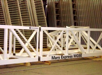 MarsExpress lešenie pre sodnu