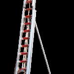 hasičský rebrík trojdielny FD -717