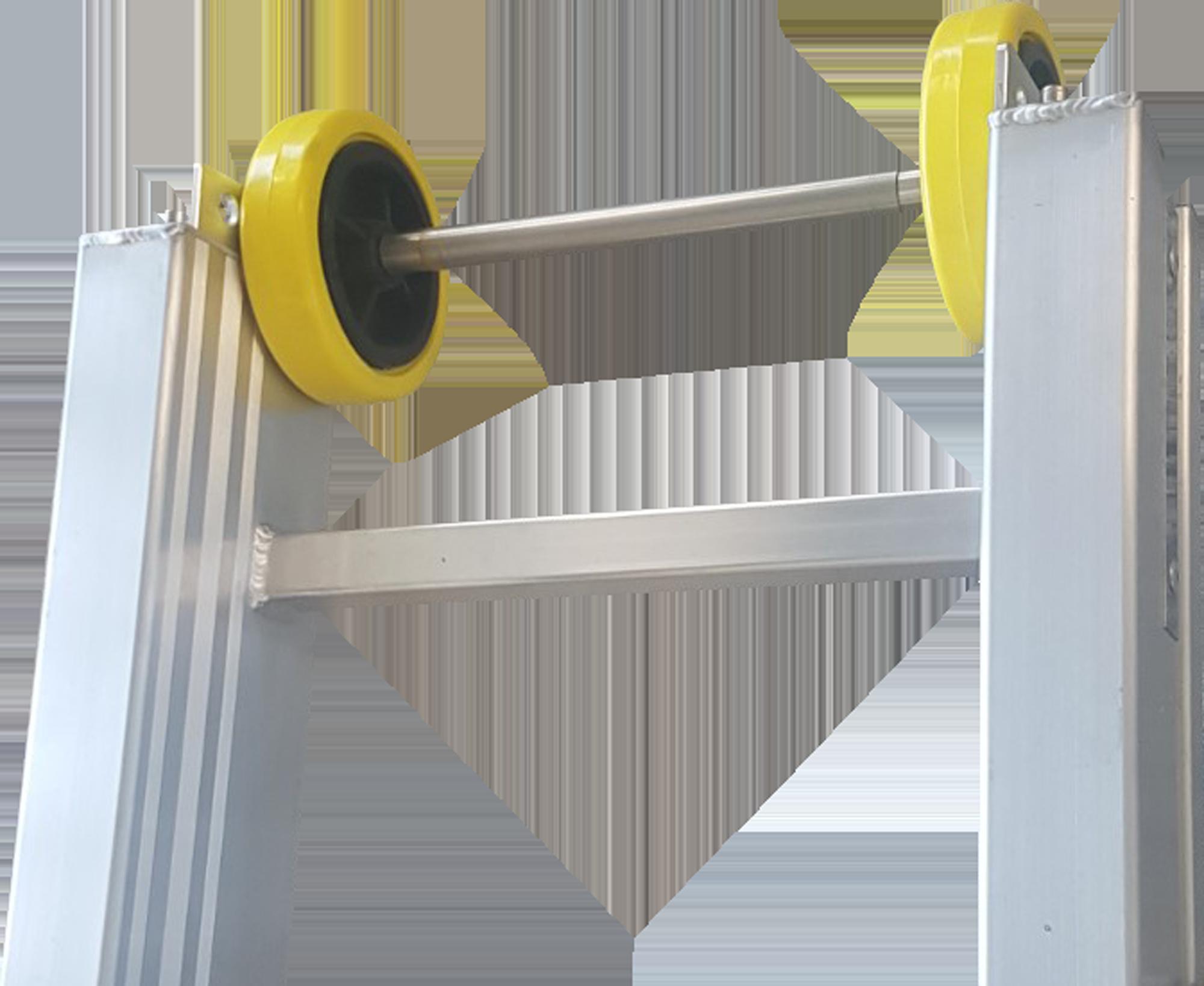 stenové kolieska pre hasičský rebrík FO-700