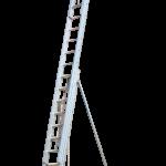 hasičský trojdielny výsuvný rebrík FO-719