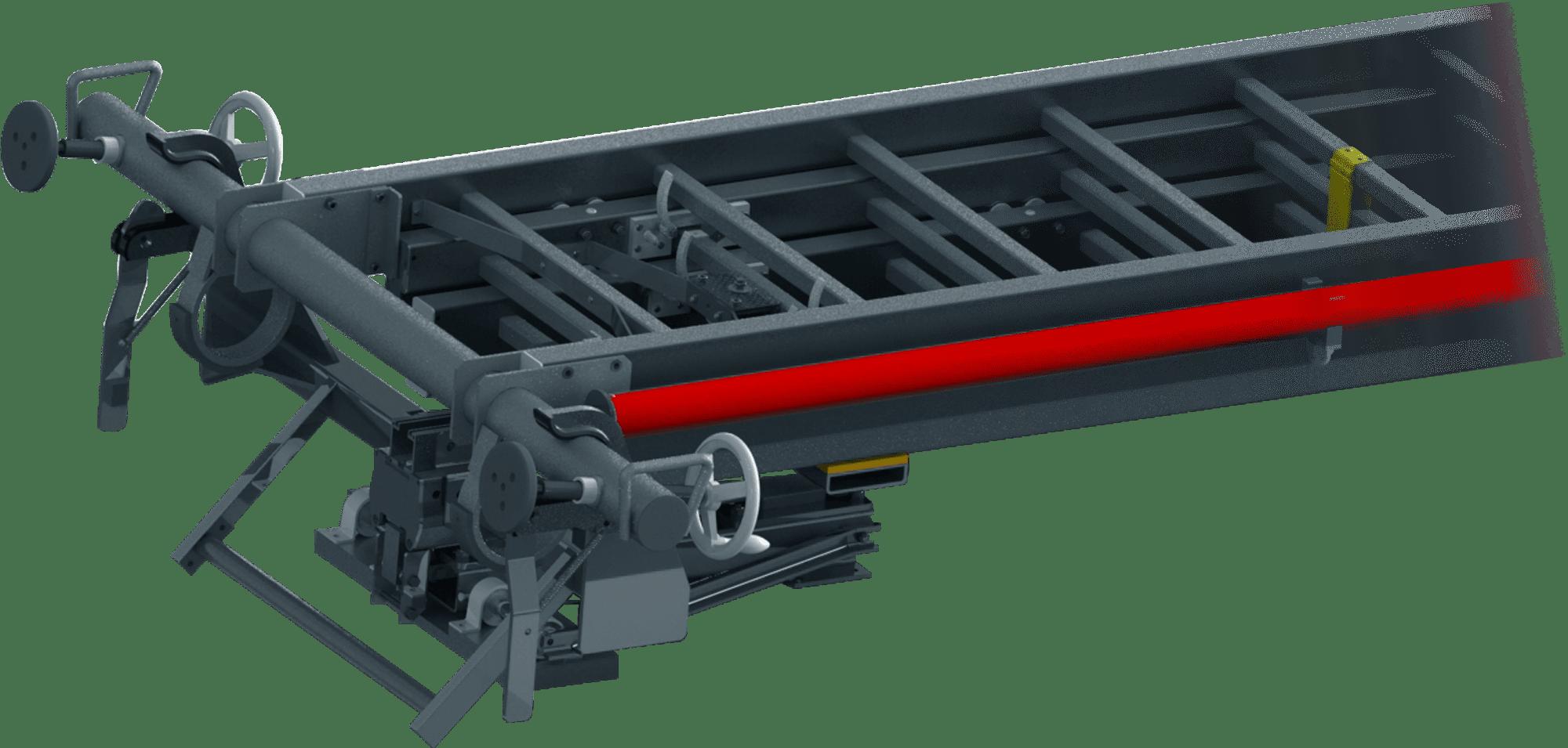 Gantry žeriav pre rebrík so stabilizátorom GT-200