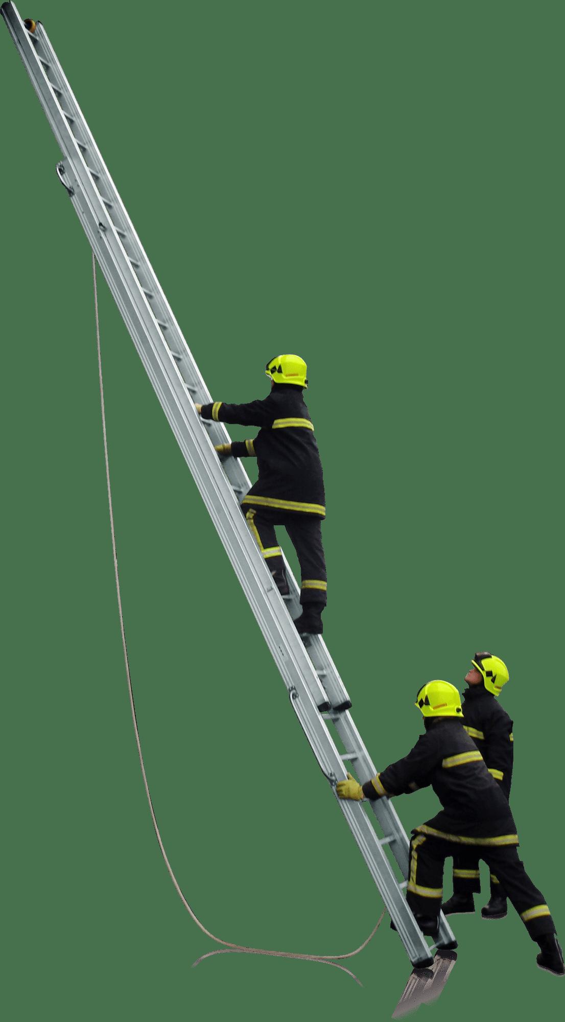 hasičský rebrík