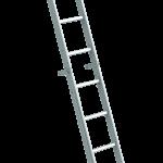 hasičský skladací rebrík klbový