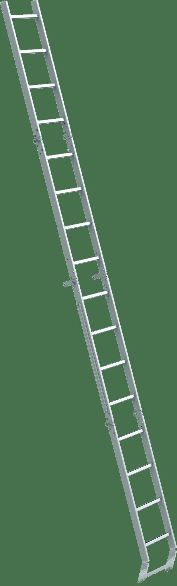 Skladací rebrík UK-ESFLW