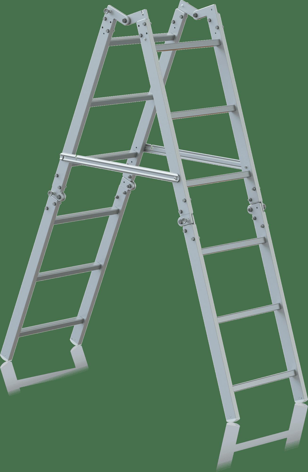 hasičský rebrík klbový