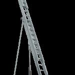 hasičský rebrík trojdielny