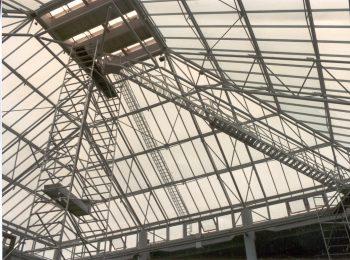 Udržba strechy