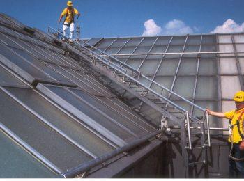 Premostenie šikmej strechy