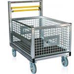 prepravny vozík - kontajner 79-103